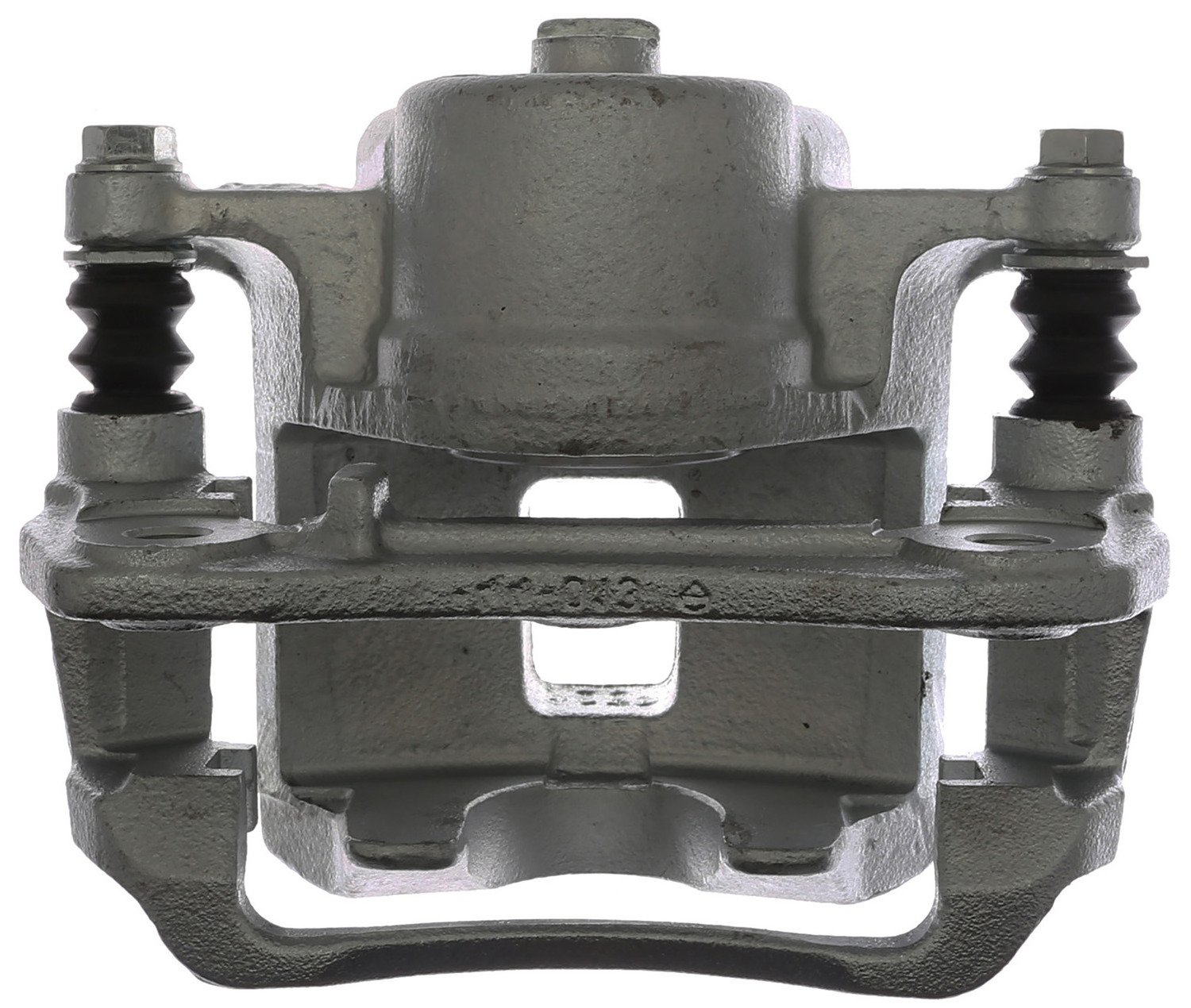 Friction Ready Coated Remanufactured ACDelco 18FR2359C Professional Front Passenger Side Disc Brake Caliper Assembly without Pads