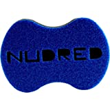 Standard Size BLUE Brush | The Original Hair Sponge | The NUDRED Natural Hair Care System
