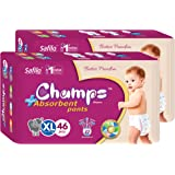 Champs - High Absorbent Pants Extra Large (46 Pieces)-pack 2