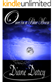 Once in a Blue Moon  (A Western Time Travel Romance)