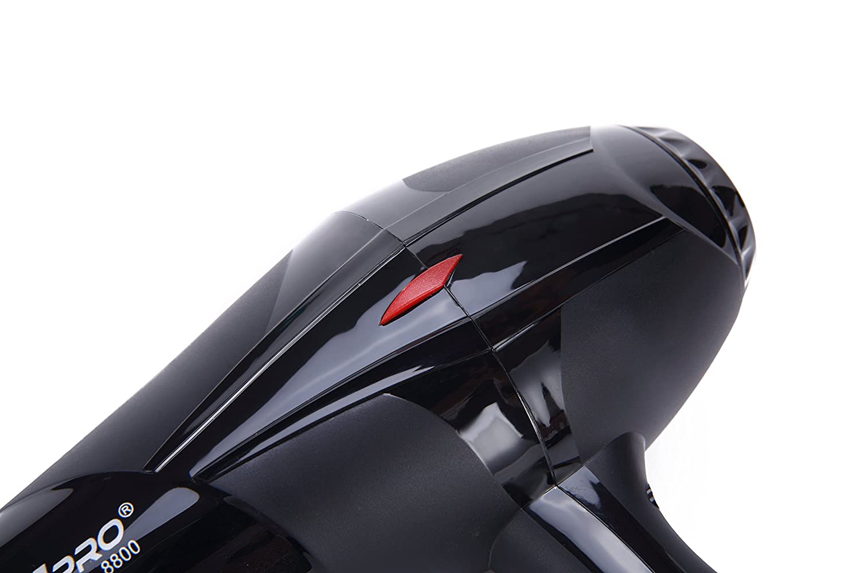CHJPro - Secador de pelo profesional con tecnología de luz azul, 2300 W: Amazon.es: Belleza