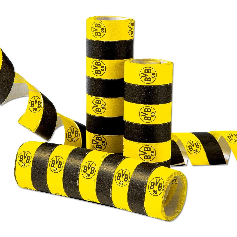 Borussia Dortmund BVB-Luftschlangen one Size