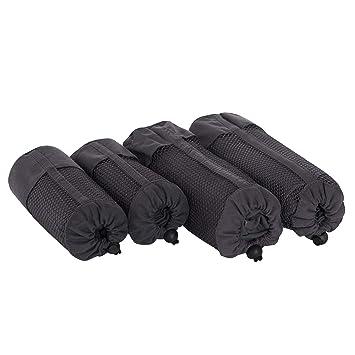 Deconovo Toallas Microfibra Toalla de Baño y Deporte Suave Absorbente 2 Piezas 180x70cm y 2 Piezas