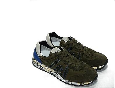 PREMIATA , Herren Sneaker grün grün, grün - grün - Größe  39  Amazon ... 2bf855b287