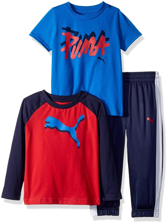 PUMA Toddler Boys Tricot Pant Set P000549922