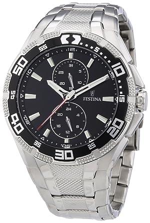 Amazon.com: Festina F16663/4 – Reloj de pulsera para hombre ...