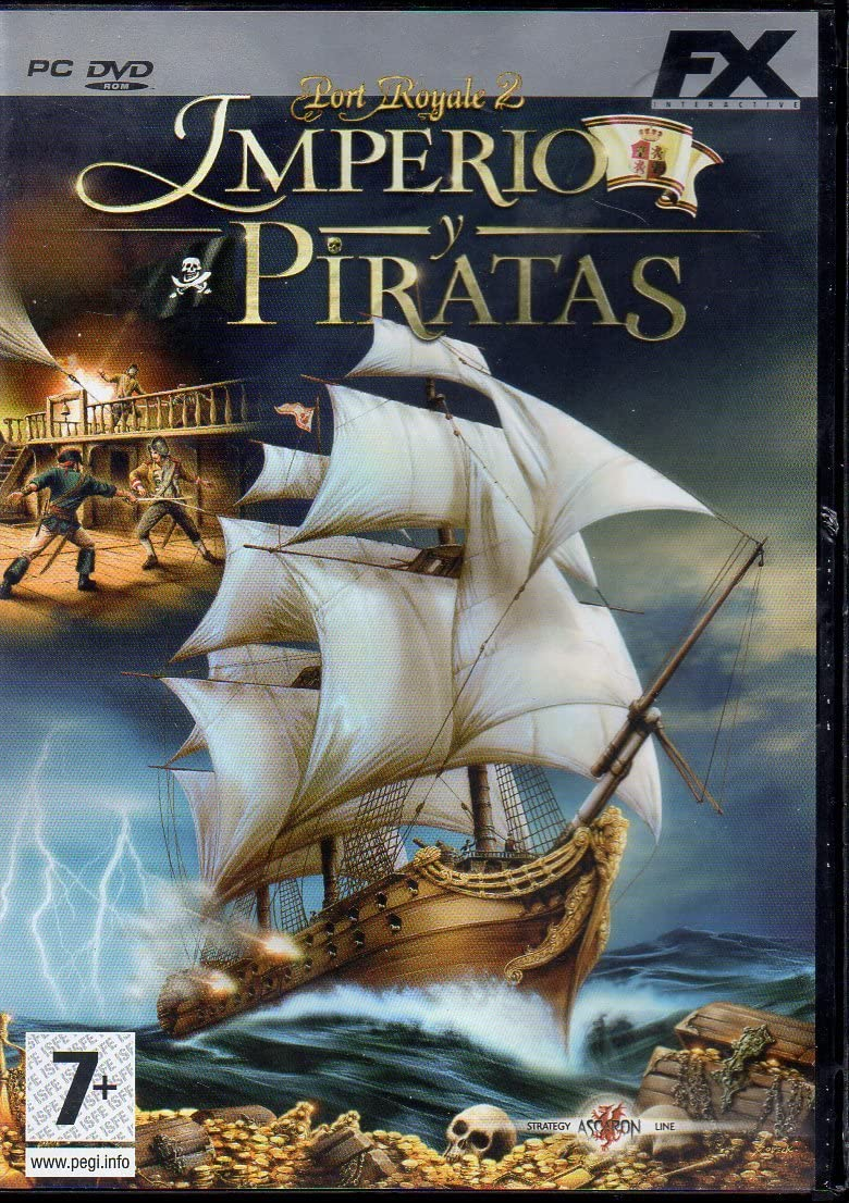 Port Royale 2 - Imperio y Piratas (pc): Amazon.es: Videojuegos