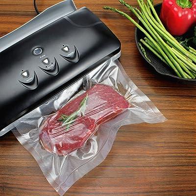 Embossed Textured Vacuum Vac Sealer Sous Vide Food Saver Storage Bags Right Pack