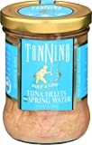 Tonnino Tuna, Tuna Fillets Yellow Fin Spring Water, 6.7 Ounce