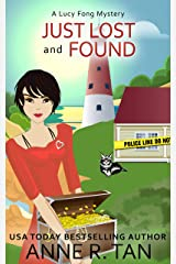 Just Lost and Found: A Chinese Cozy Mystery: A Novella (A Lucy Fong Mystery) Kindle Edition