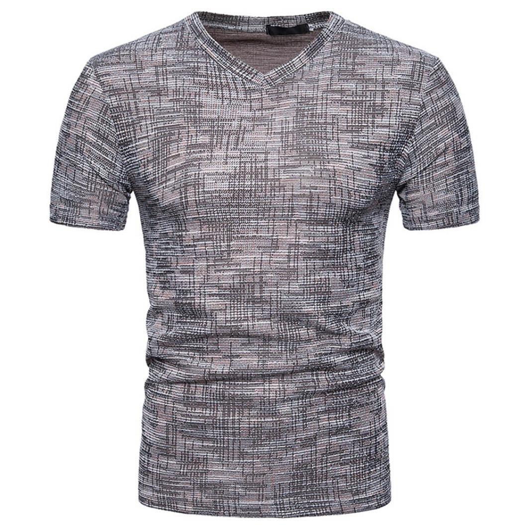 Camiseta para Hombre, ❤️Xinantime Top de Hombre Blusa ...
