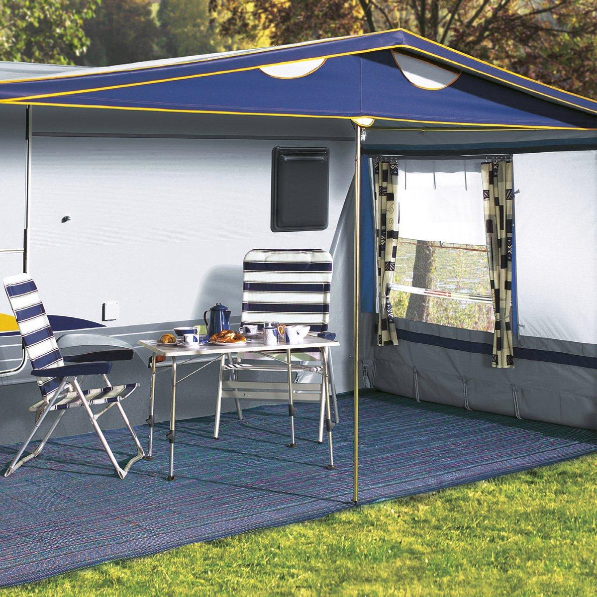 Siehe Beschreibung Vorzeltteppich Markisenteppich 250x200 GRAU Zeltteppich Zeltunterlage Outdoor Camping Vorzelt Teppich Campingteppich Vorzeltboden Zeltboden Terasse XL Picknickdecke Poolunterlage