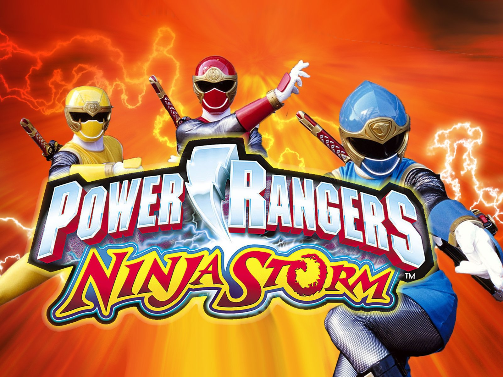 Amazon com: Watch Power Rangers Ninja Storm Season 1 | Prime