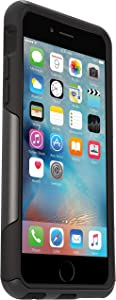 OtterBox Commuter Series Case for iPhone 6S and iPhone 6 (NOT Plus) - Non-Retail Packaging - Black