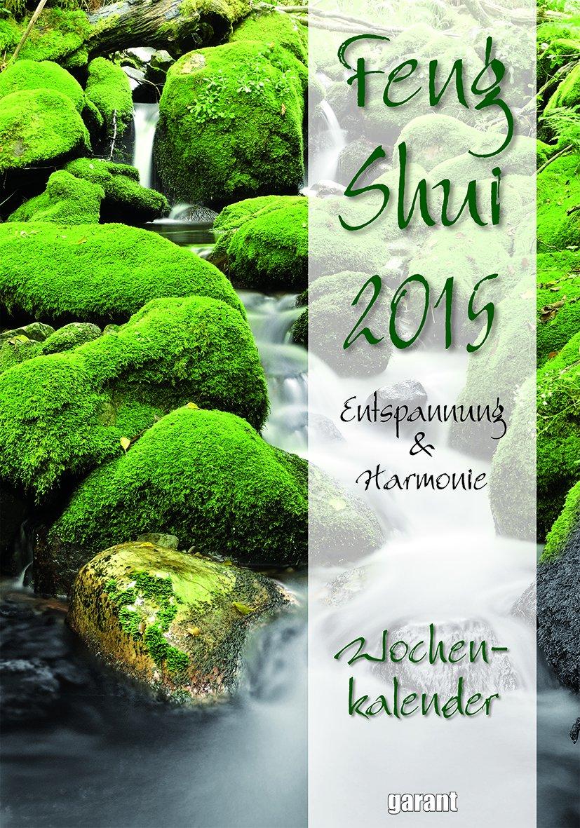 Wochenkalender - Feng Shui 2015