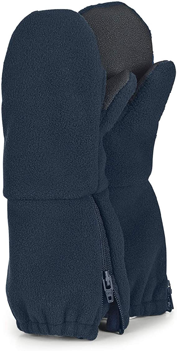 Handschuhe Blau Wasserabweisend und reflektierend Sterntaler F/äustel f/ür Kinder