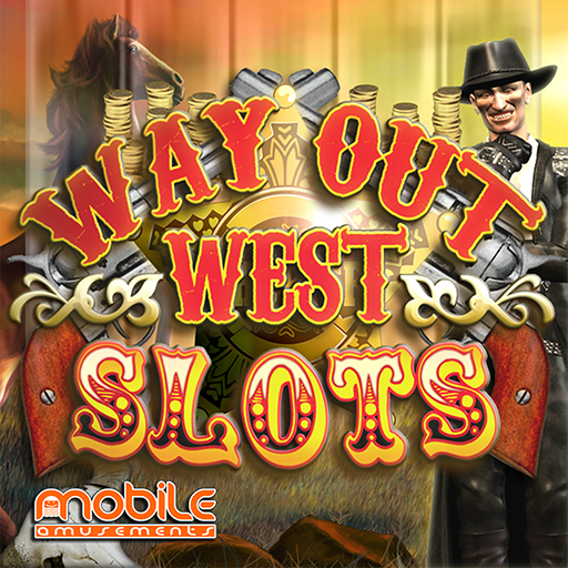 Way Out Wild West Slots PAID