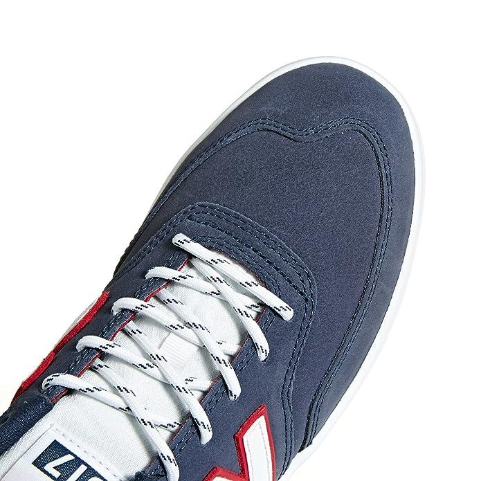 New Balance Numeric Zapatos 617 Azuloscuro-Rojo (EU 43/US 9.5, Azul)