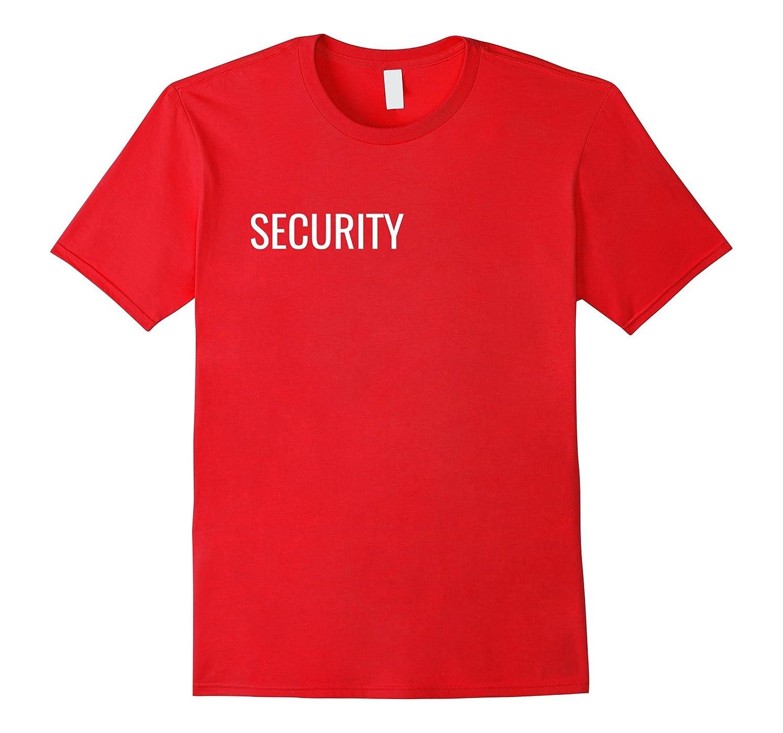 Security T-Shirt Event Staff Bouncer Front Back Tee Uniform-Vaci