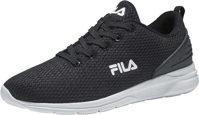Fila Fury Run 3.0 Chaussure Homme Noir Taille 42: