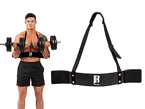 Premium Arm Blaster For Biceps RIMSports Best Muscle Bomber Bicep And Tricep Workout Ideal
