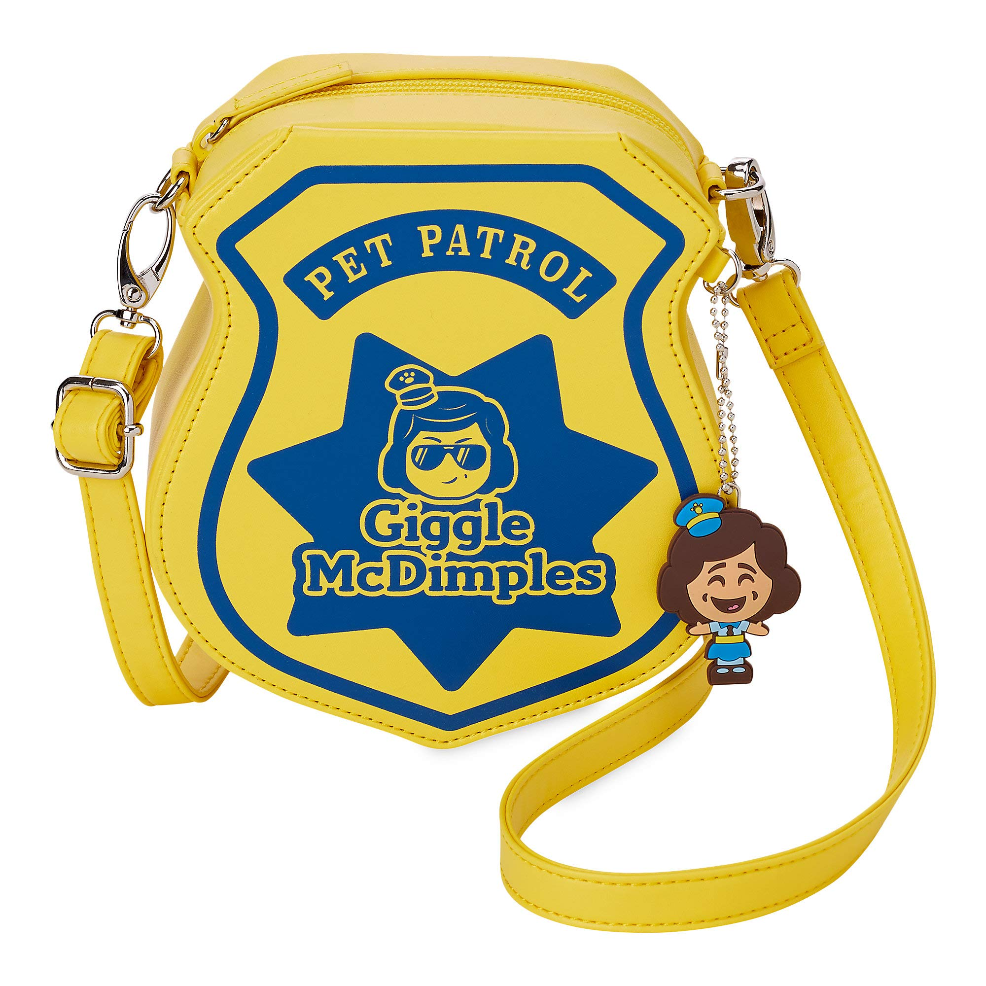 Disney Giggle McDimples Pet Patrol Crossbody Bag - Toy Story 4