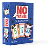 No Thanks! Classic Strategy Card Game for Parties and Family Game Night– Ages 8+, 3-7 Players