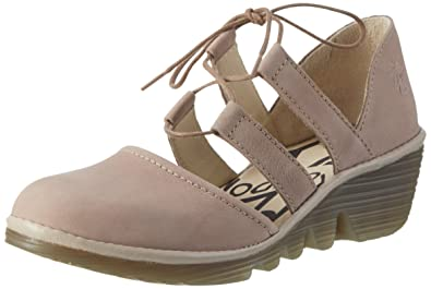 Poma, Womens Court Shoes FLY London