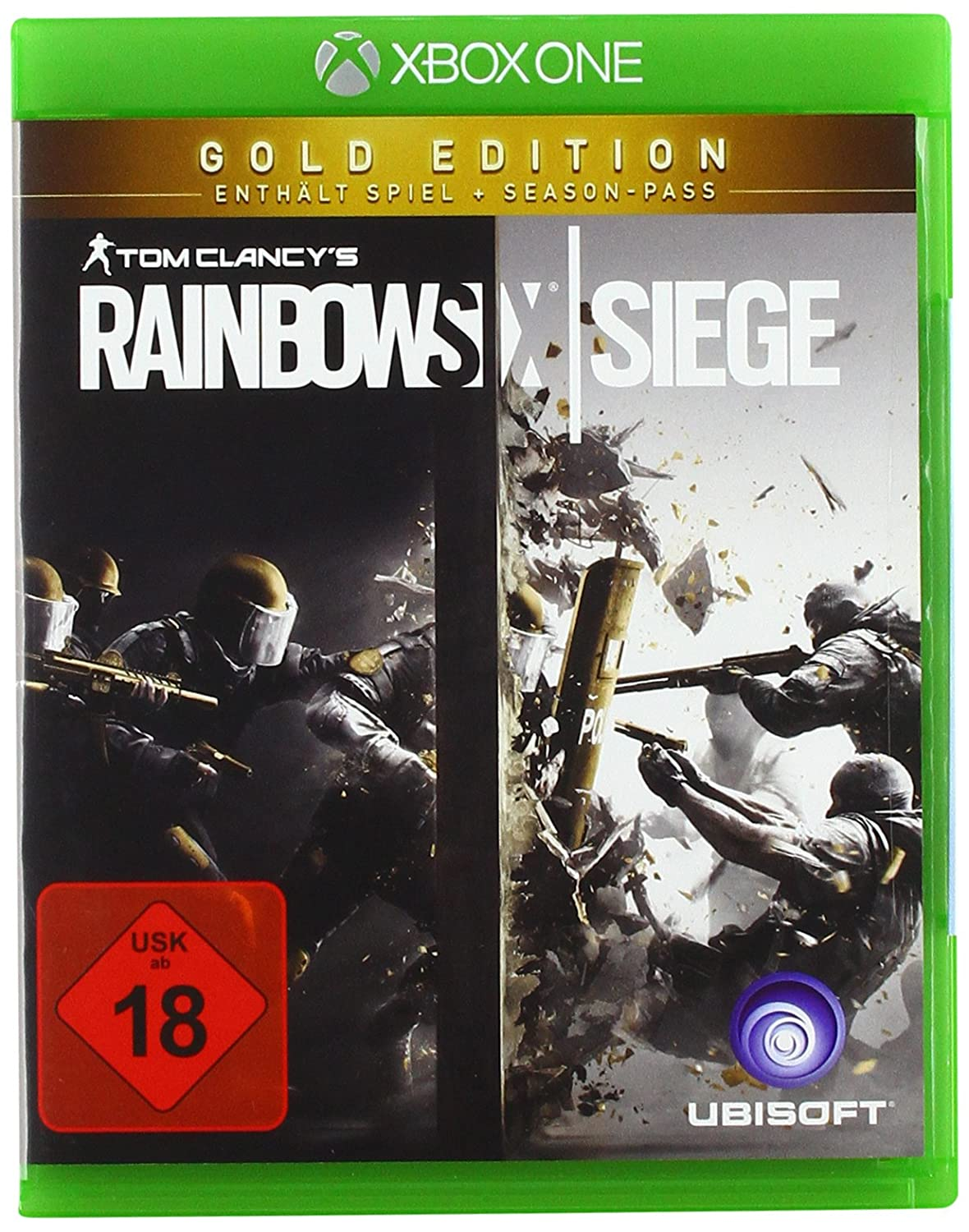 Tom Clancys Rainbow Six: Siege - Gold Edition - Xbox One ...