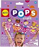 Alex Toys Paper Chain Dolls POPS Craft (4-Piece)