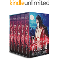 Rescue Inc Volume One: A Vampire Paranormal Gay Romance (Rescue Inc Boxset One)