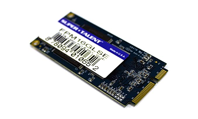 SuperTalent FPM64GLSE - Memoria SSD de 64 GB (4,5 cm/ 1,8 pulgadas ...
