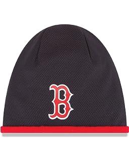3a2e9887b99 Amazon.com  New Era Authentic Boston Red Sox Club House No-Cuff ...