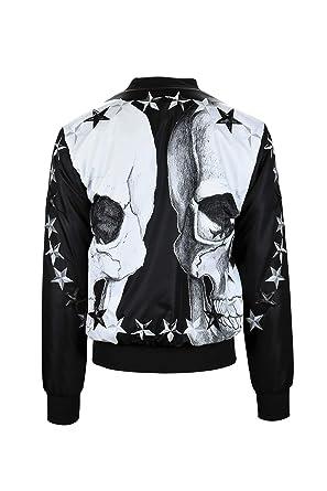 804f71f6b8c Philipp Plein - Blouson - Homme - Noir - XL  Amazon.fr  Vêtements et ...