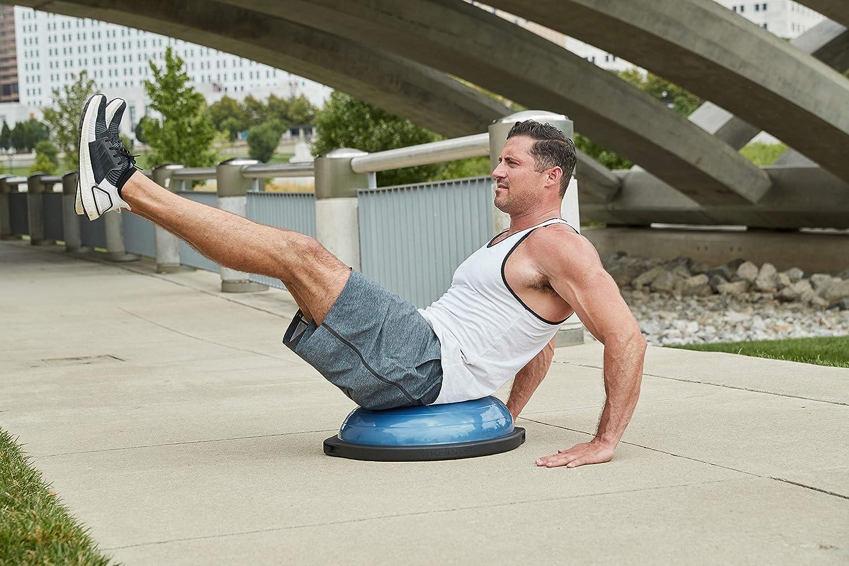 Amazon.com: Plataforma de equilibrio Bosu para fitnes, 50cm ...