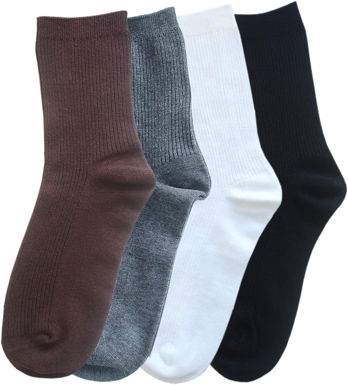 JHosiery Signore uomo ragazze ragazzi anti-batteri di bamb/ù calzini con minimo cucitura
