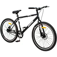 Geekay Single Speed Mountain Bicycle 26 Inch | Non Gear Cycle for Adults Road MTB Bike