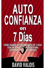 AUTOCONFIANZA en 7 Días (Spanish Edition) Kindle Edition