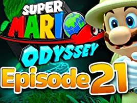Amazon Co Uk Watch Clip Super Mario Odyssey Gameplay