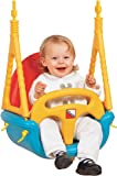 Edu-Play Baby Outdoor Swing Seat, 3-in-1 Perfect for Infants, Babies, Toddlers, Safe and Secure