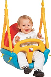 Edu Play Baby Outdoor Swing Seat 3 In 1 Perfect For Infants