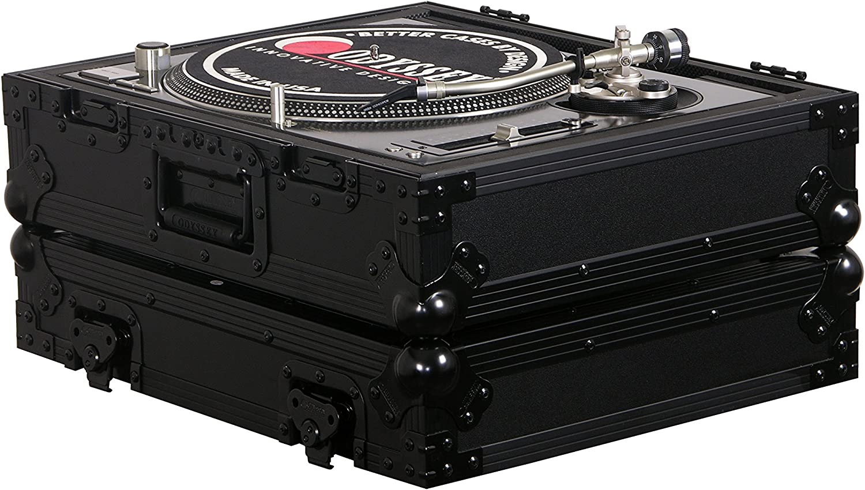 B002RVZBTK Odyssey FZ1200BL Black Label Turntable Flight Case 81auvWAhmLL.SL1500_