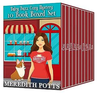 Daley Buzz Cozy Mystery Ten Book Boxed Set