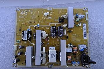 Samsung LN46E550F6F BN44-00441A 146F1_BHS REV 1.2 Fuente de alimentación 3586: Amazon.es: Electrónica