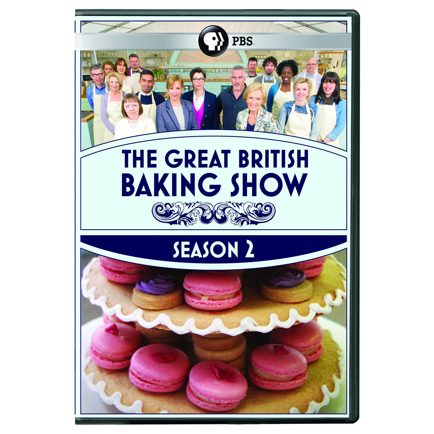 Great British Baking Show Season 2 DVD