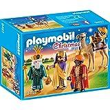 Playmobil Three Wise Kings Niño/Niña - Kits de Figuras de Juguete para Niños (4 Año(s), Niño/Niña, Multicolor)