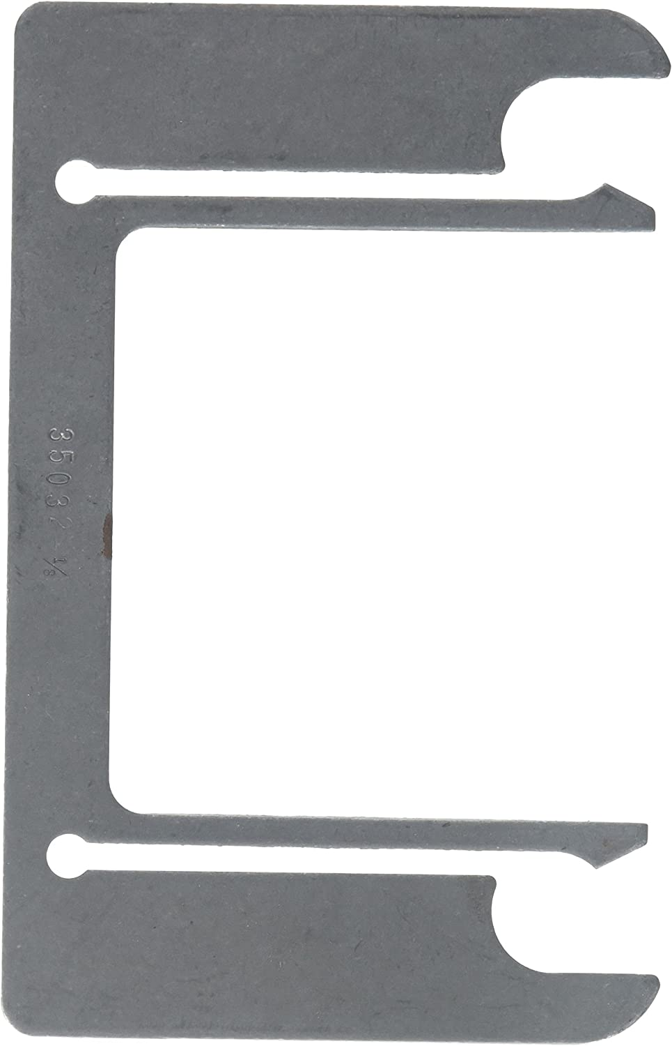 Specialty Products Company 35032 White 1//8 Tandem Shim for Volvo, Pack of 6