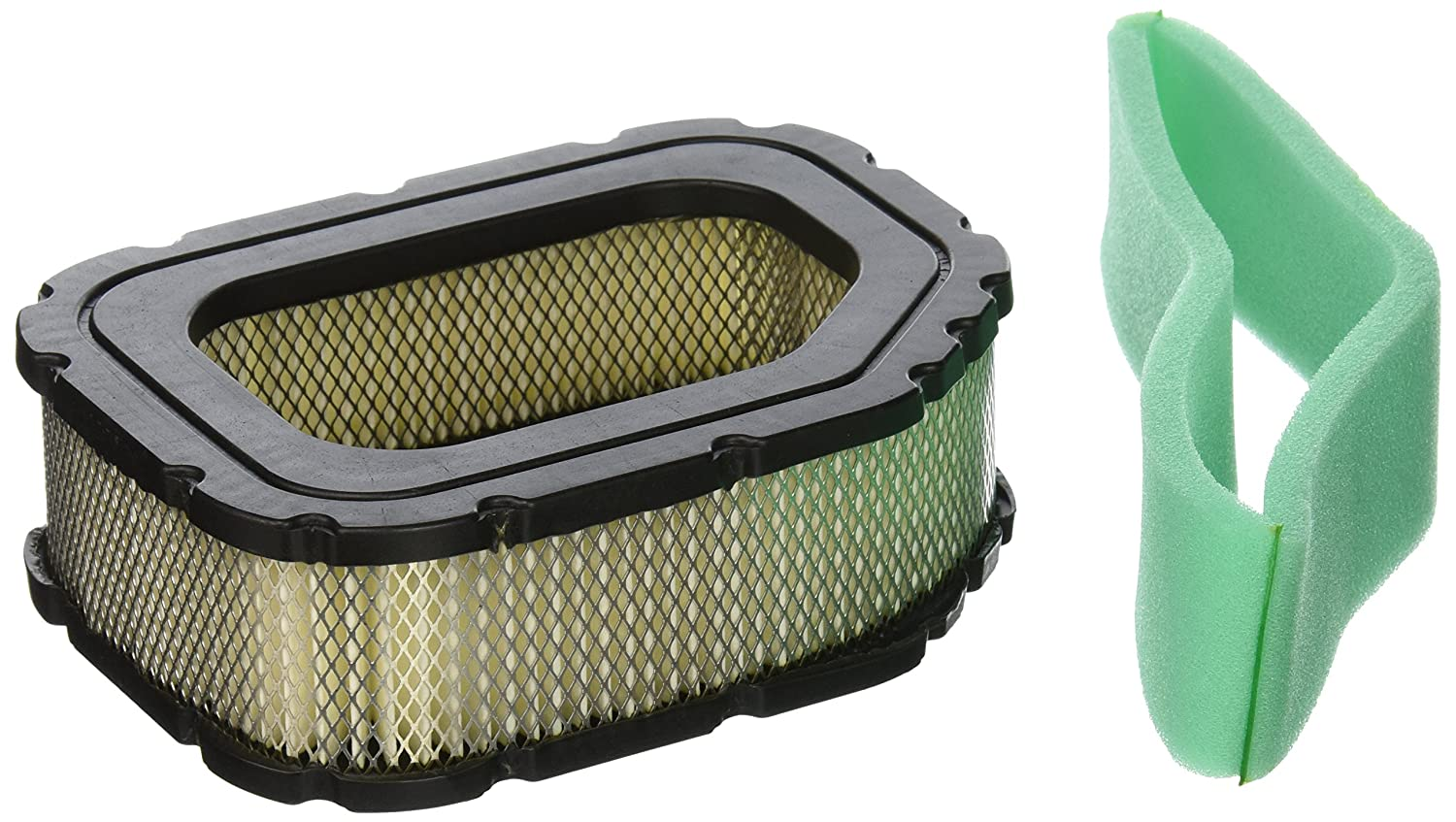 Maxpower 334390 Air Filter and Pre-Cleaner for Kohler Courage 32-083-03S/32-883-03S1