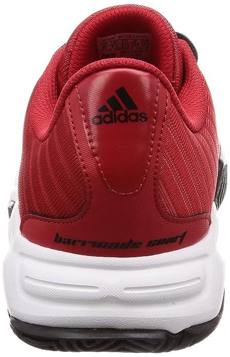 adidas Barricade Court 3, Zapatillas de Tenis para Hombre: Amazon.es: Zapatos y complementos
