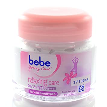 Fabelhaft 5 PACK bebe Young Care Relaxing Care Day & Night Cream Crème 5 x &CM_07